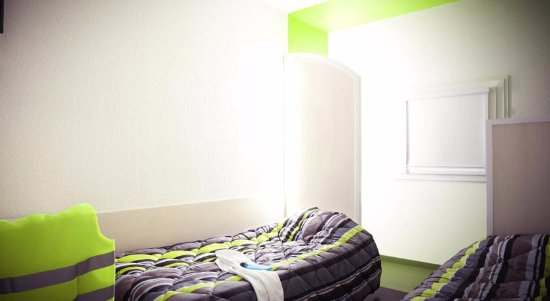 Le Subdray, ฝรั่งเศส: Chambre duo