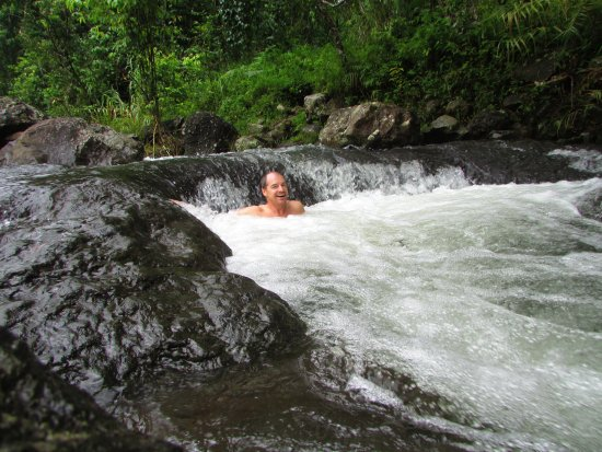 Koroyanitu National Heritage Park: Nice swimming holes