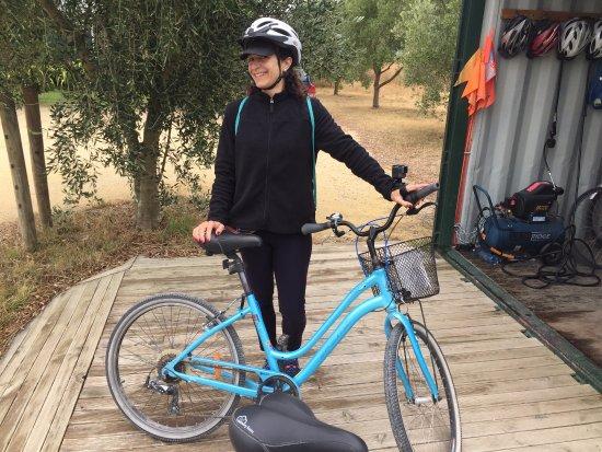 Гастингс, Новая Зеландия: Helmet-ready!
