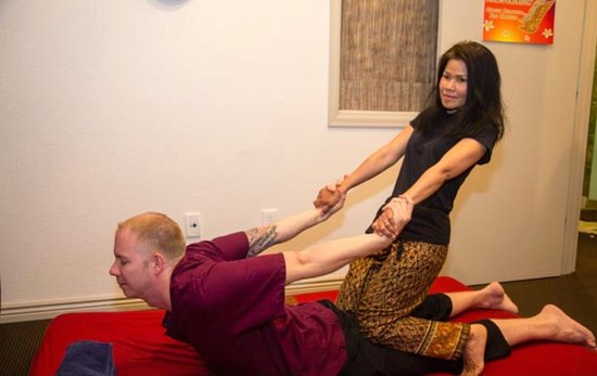Boulder, CO: Siam Sensation Thai Massage Spa