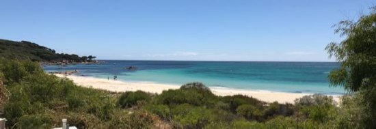 Cape Naturaliste, Australien: View from the restaurant