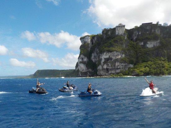 Guam Jet Ski
