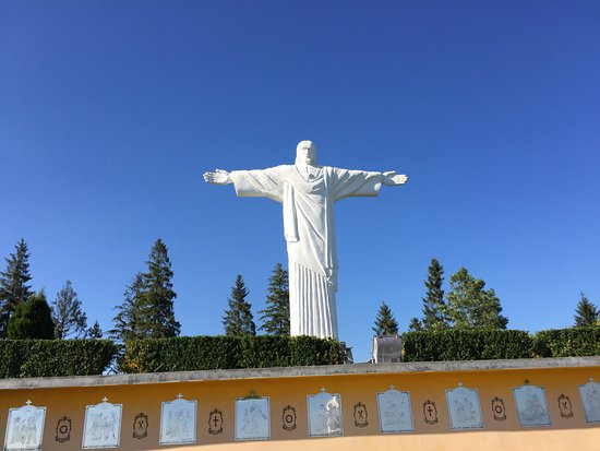 Namestovo, สโลวะเกีย: Socha Ježiša Krista