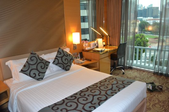 Park Hotel Clarke Quay: Room overlooking the quays
