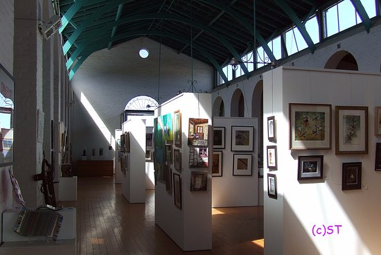 Castlemaine, Australia: Art Gallery