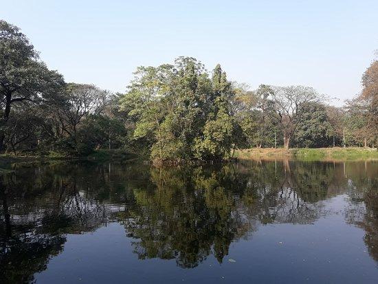 Howrah, Ấn Độ: Pond