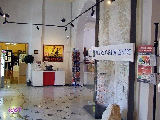 Bendigo Visitor Centre