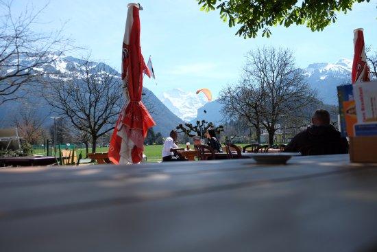 Paragliding Jungfrau: Endless energy