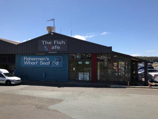 Ulladulla, Australia: Fisherman's Wharf Seafood and Cafe