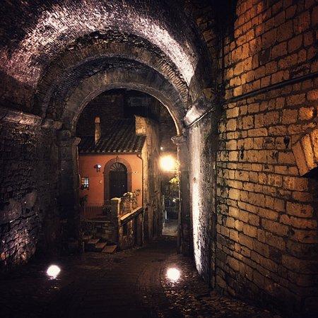 Narni, إيطاليا: Via Arco Romano 