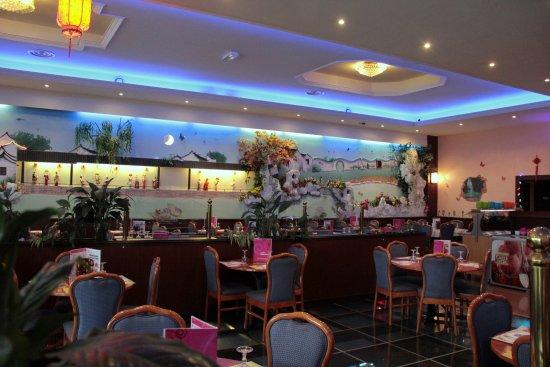 Viriat, فرنسا: Restaurant Shangri La à Viria (Ain)
