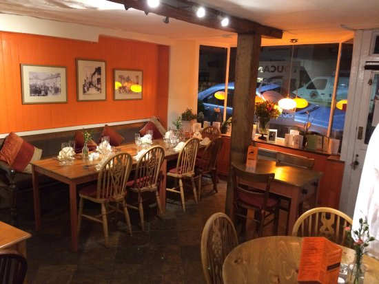Bampton, UK: Toucan Cafe Bistro
