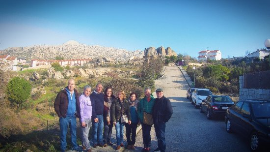 Bilde fra Manzanares el Real
