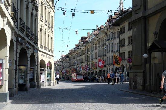 The old canton of Bern Picture of Old Town Bern Bern TripAdvisor