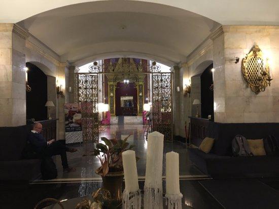 Hilton Moscow Leningradskaya: Lobby