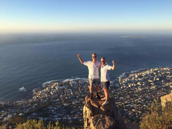 Cape Town, South Africa: Lions Head