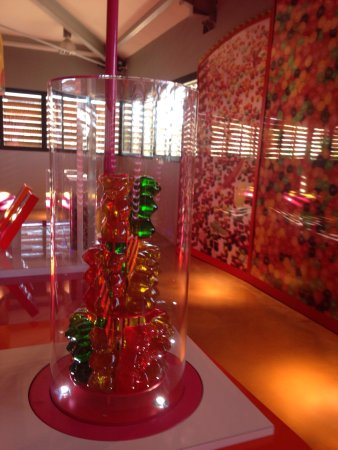 Uzes, Francia: Visite au Musée Haribo