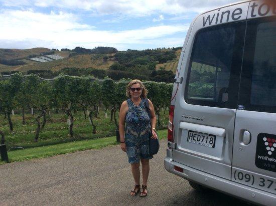 Waiheke Island, New Zealand: Te Motu Winery
