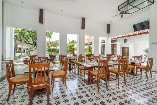 Breakfast Area Picture Of Inna Bali Heritage Hotel