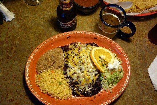Loves Park, IL: Enchiladas