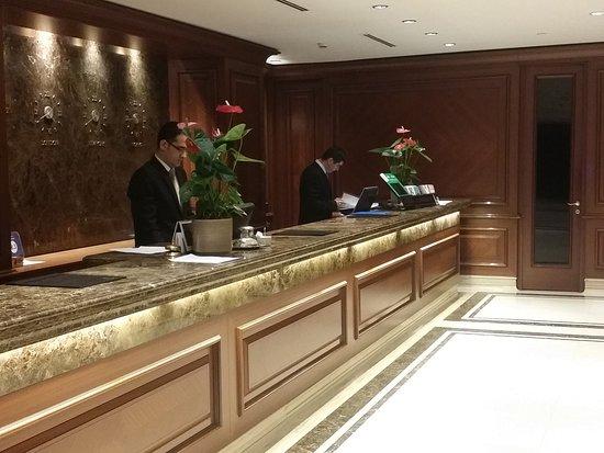 Almira Hotel Bursa: Lobby