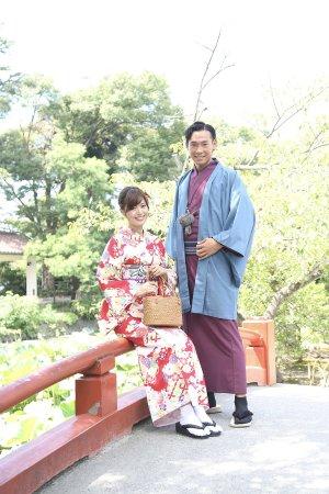 Kyoto Kimono Rental Wargo Kamakura Komachi