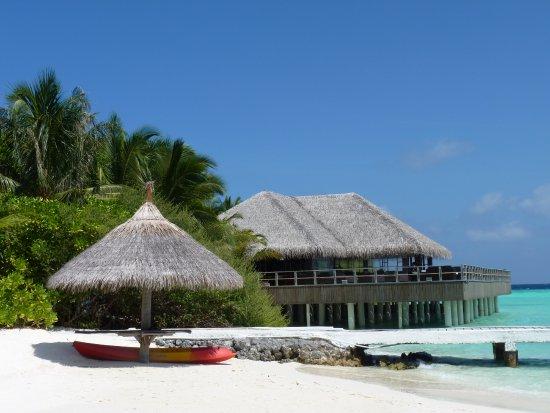 Eriyadu Island Resort: Il bar..