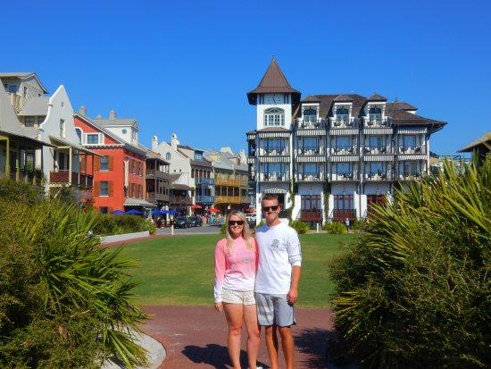 Rosemary Beach Hotels