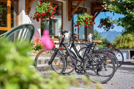 Doussard, Francia: Location vélos gratuits