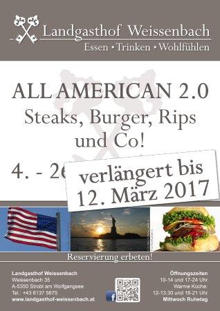 Restaurant Landgasthof Weissenbach: All American 2.1