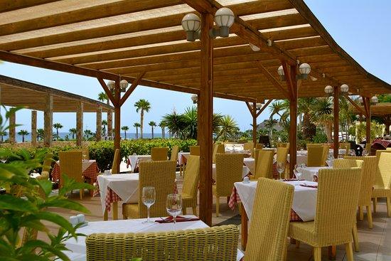 Tuineje, Espanha: Restaurant Da Luigi