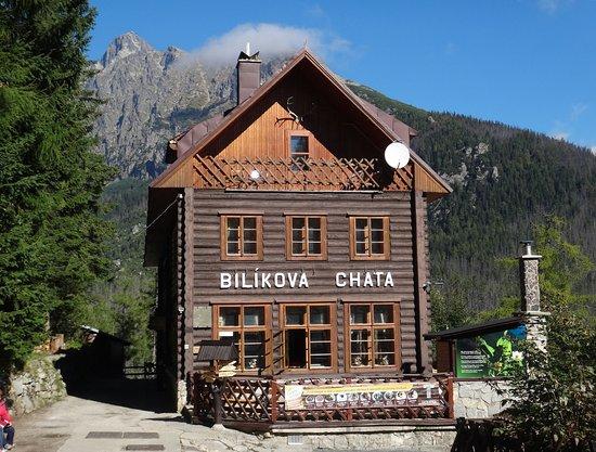 Vysoke Tatry, Eslovaquia: Bilíkova chata