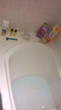 โรงแรมเคลาเดเบอนาร์ดแซงต์แชร์กแมง: Banheira, para relaxar