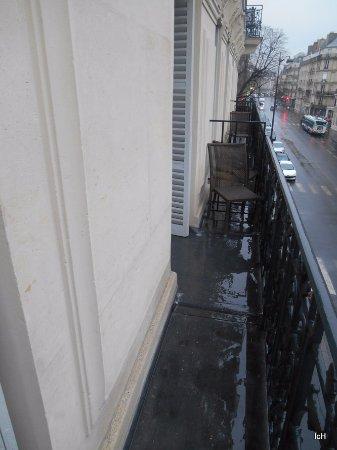 Hotel Claude Bernard Saint-Germain: Sacada