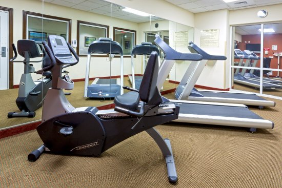 Holiday Inn Express Suites Ocala - Silver Springs: Workout room