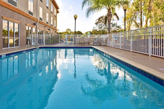 Holiday Inn Express Suites Ocala Silver Springs Now