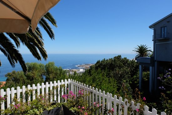 Bantry Bay, South Africa: View across the Bay
