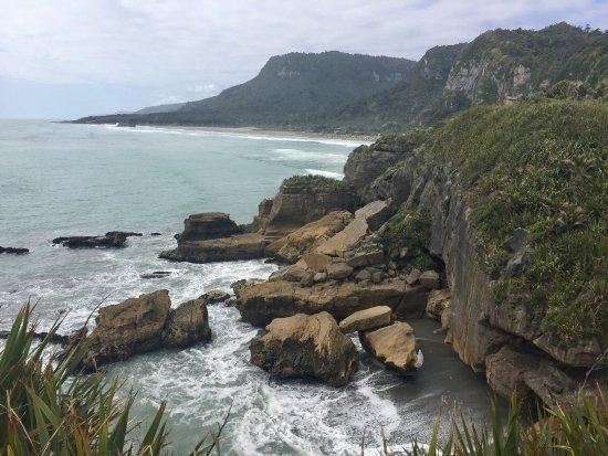 Punakaiki, Nuova Zelanda: Pancake Rocks