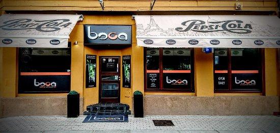 BOCA bar