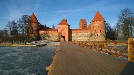 Trakai-billede