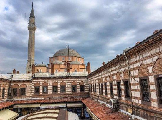 Izmir, Tyrkiet: Bazaar