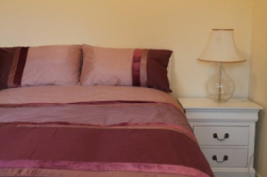 Rooskey, Ireland: The Clover double bed