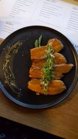 Bunbury, Australia: Miso Pork Belly
