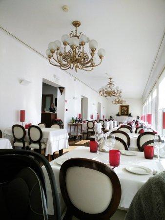 Casa Branca : Sala de refeição