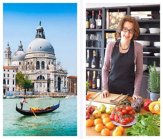 ‪Cooking & Travelling - Cooking classes in Venice Italy‬