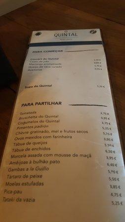 Amadora, Portugal: Carta de Entradas