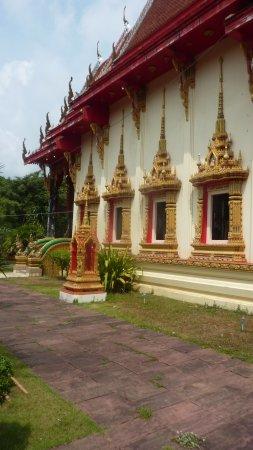 Ko Chang Tai, Tayland: Bel exemple de l'art sacré bouddhiste