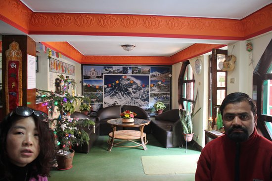 Pilgrims Guest House: only pic