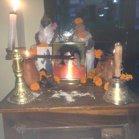 Pilgrims Guest House: belive in god