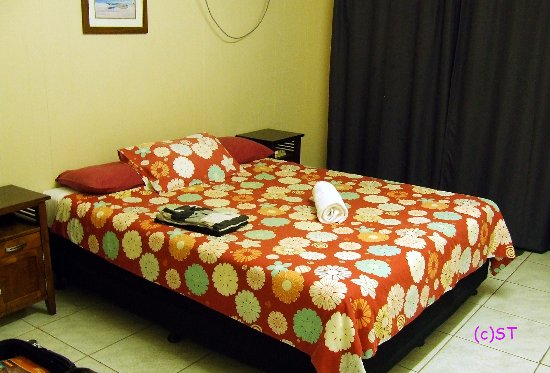 Cannonvale, Australien: Double bed